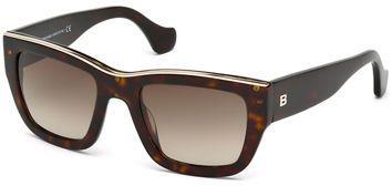 Balenciaga Acetate Rectangle Sunglasses - $390.00