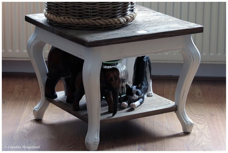 Riviera Maison Driftwood Coffee Table
