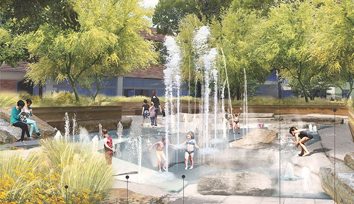 Centennial Plaza: Reimagining the Heart of Midland, Texas