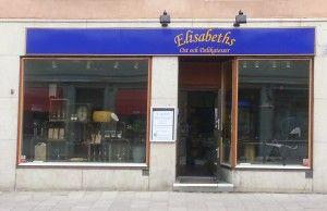 Nu hittar du våra teer hos Elisabeths Ost i Uppsala också. Sysslomansgatan 6.