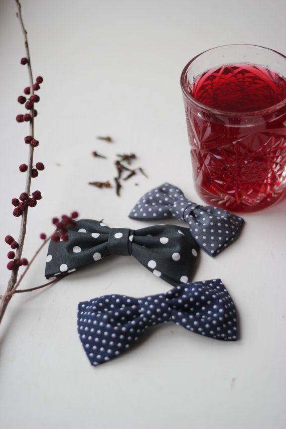 Polka Dot Bowties  Christmas Bowties  Mens bowties  by everDapper