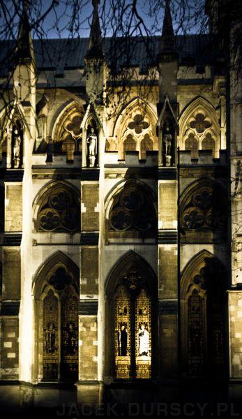 Londyn - Westminster Abbey (2013-02-18)