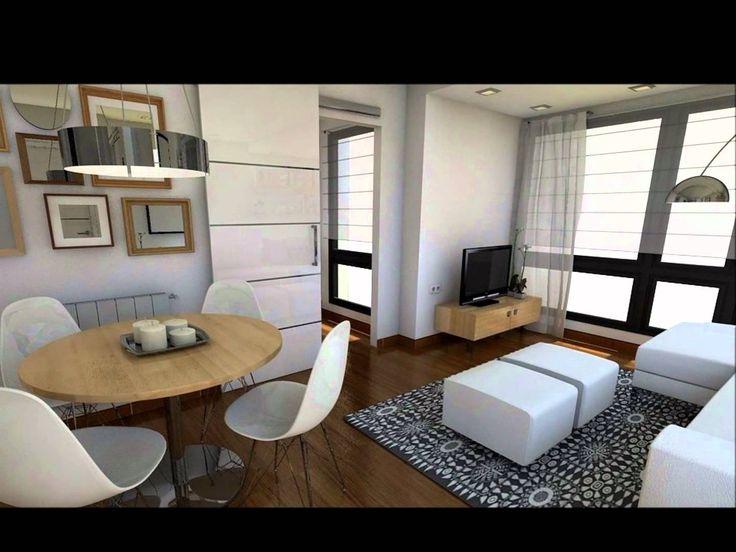 Diseño Interior: Apartamento 40 M2