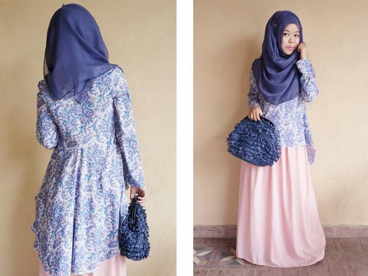 this high low top and maxi skirt muslim modest shea