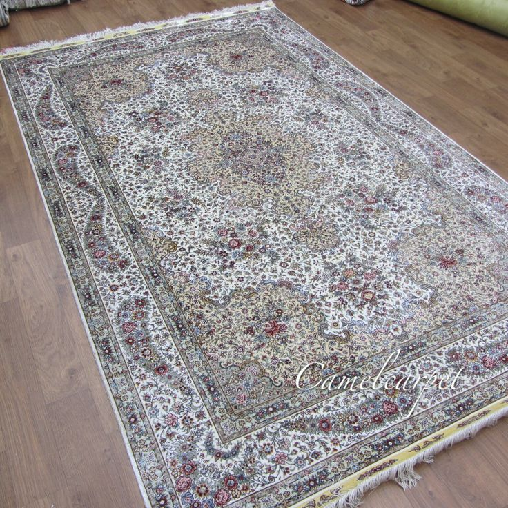 5x8 Foot Handmade Silk Carpet Coco Camelcarpet Whats 008613213228709