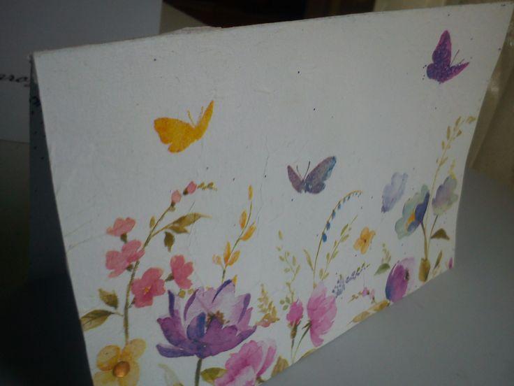 wonderland, tissue,  card