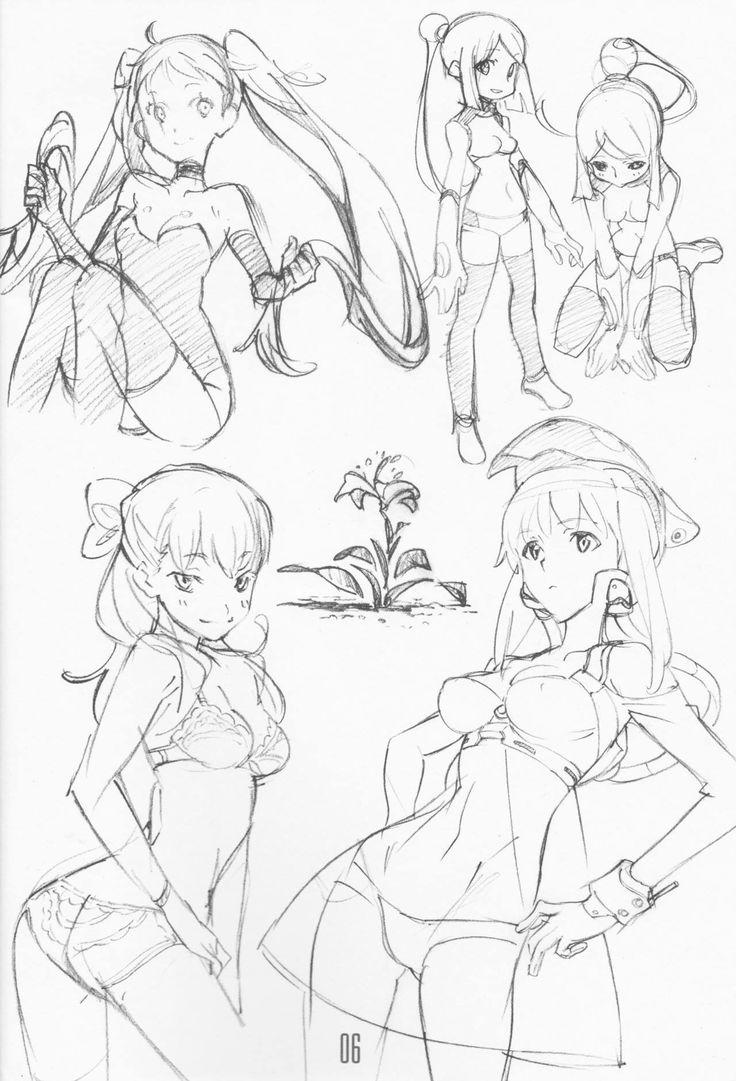 Anime ref
