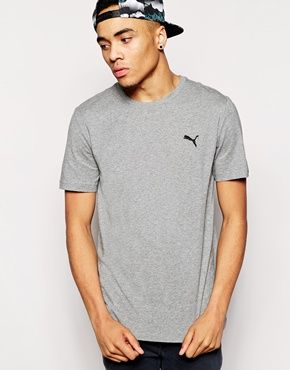 Puma T-Shirt With Small Logo