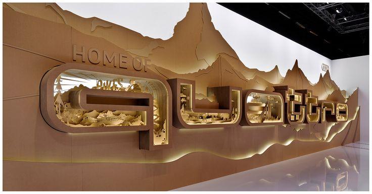 Audi Quattro Design Miami Basel 2013 on Behance