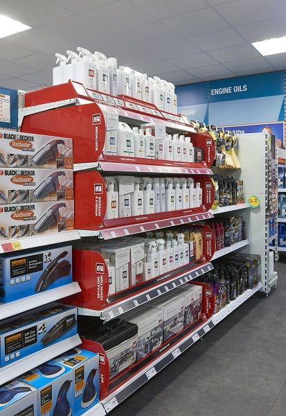 P-O-P case study: Autoglym units at Halfords - Retail Design World