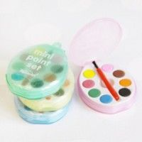 Mini Paint Set www.shopsweetlulu.com