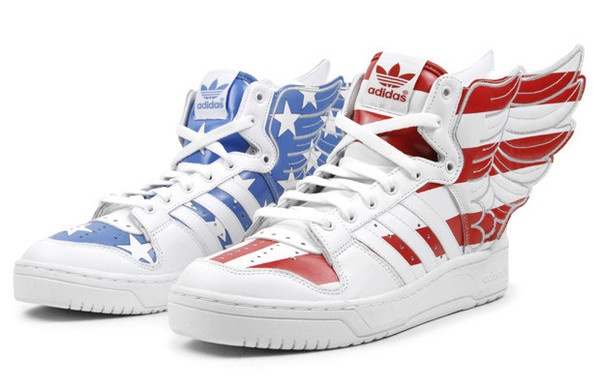 Arielle Zuckerberg Wishlist - Adidas JS Wings 2.0 (hmm maybe we can get them for her)