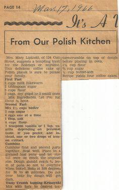 St. Stan's Polish Kitchen, Historic Polonia, Buffalo, NY