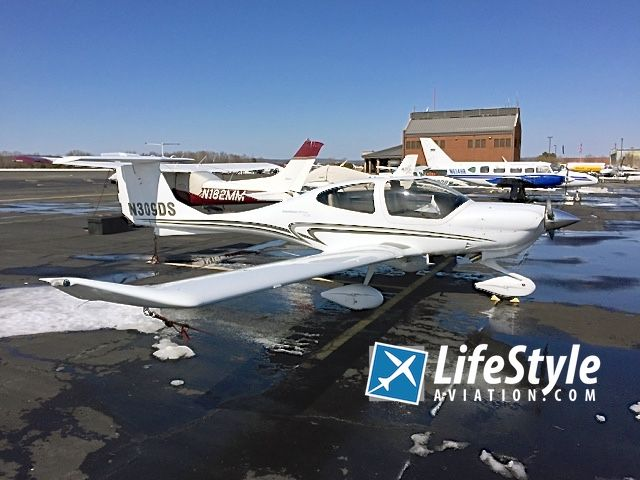 2009 Diamond DA40 XLS for sale in the United States => www.AirplaneMart.com/aircraft-for-sale/Single-Engine-Piston/2009-Diamond-DA40-XLS/12051/