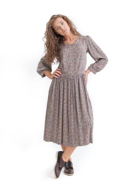 Платье бурда - Штапель