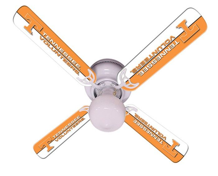Use this Exclusive coupon code: PINFIVE to receive an additional 5% off the University of Tennessee 42-Inch Ceiling Fan Kit at SportsFansPlus.com