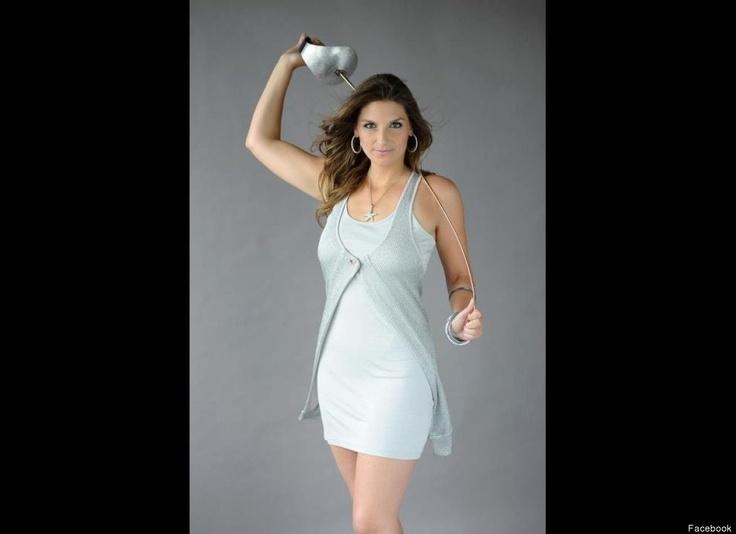 Sandra Sassine, 32, Montreal, Fencing
