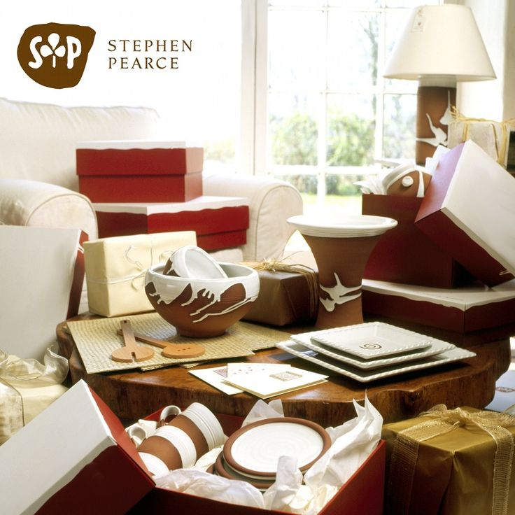Beautiful wedding gifts for the best start of new life. Stephen Pearce Pottery, Shanagarry, Cork, Ireland.
