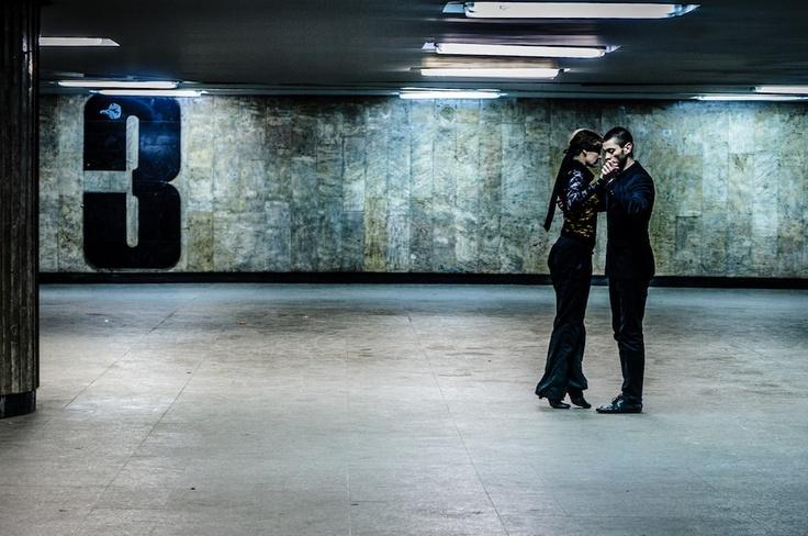 Poznan Poland, Ostatnie tango pod Kaponierą [fot.Michał Antoniewicz]