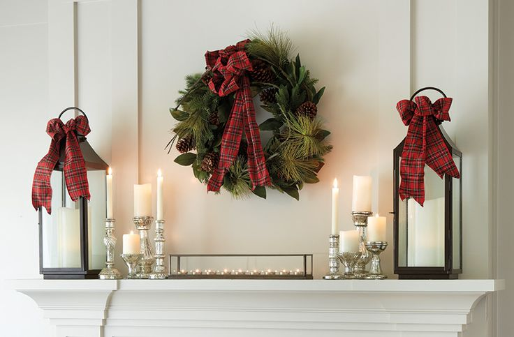 3 Mantel Decorating Ideas for the Holidays
