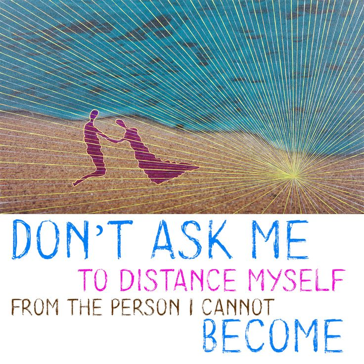 "Don't ask me to distance myself from the person I cannot become.  Μη μου ζητάς ν' απομακρυνθώ απ' τον άνθρωπο που δεν μπορώ να γίνω.  Quote from "" THE MAN WHO HAS ONLY ONE TRUTH IN HIM"" Read a sample of my book here: https://www.michalopoulosangelos.com/en/book/the-man-who-has-only-one-truth-in-him  #angelosm #books #mybook #publications #quotes #quote #quoteoftheday"