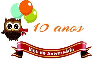 SEMPRE ROMÂNTICA!!: Aniversário do Sempre Romântica - Dez Anos