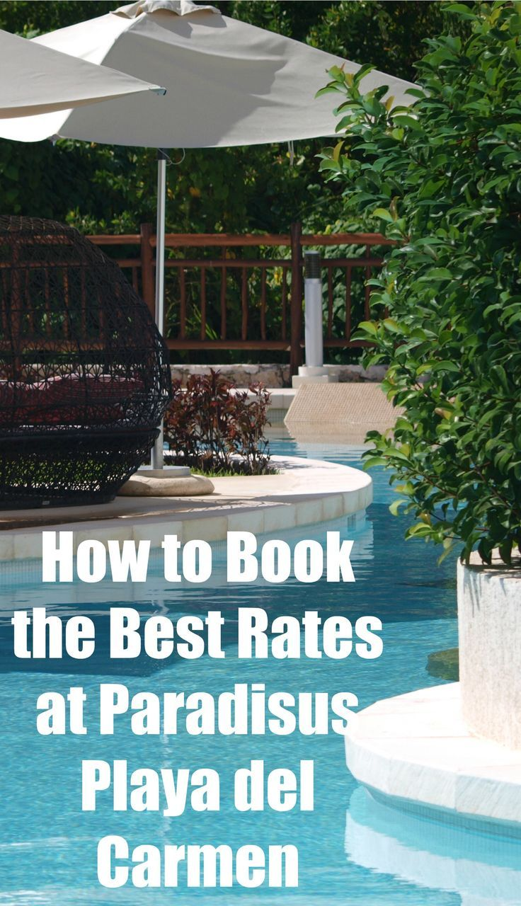 It's no secret that one of my favorite all-inclusive resorts in Mexico for families is Paradisus la Eseralda in Playa del Carmen. With a pristine beach, red-carpet treatment for families with young kids and large rooms with separate sleeping rooms for parents, this resort ticks all the boxes for me. Furthermore, if you're planning on making use of a kids club while on vacation, Paradisus takes children as young as 1 year old. Here's how to book Paradisus Playa del Carmen.
