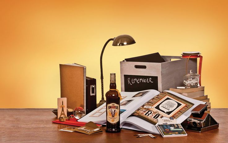 Nostalgic Memories - Add a personal touch with this delightfully creative gift hamper. Create a unique collection of memorabilia and nostalgia with an assortment of gifts and a bottle of Amarula Cream to savour these moments. This is the perfect gift combination for a special lady. To view more gifting inspirations go to www.amarula.com/gifts