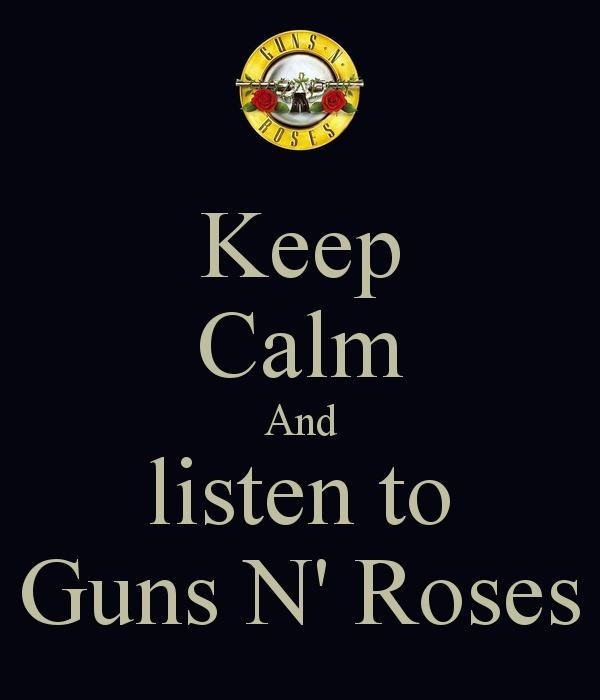 Listen to Guns N' Roses
