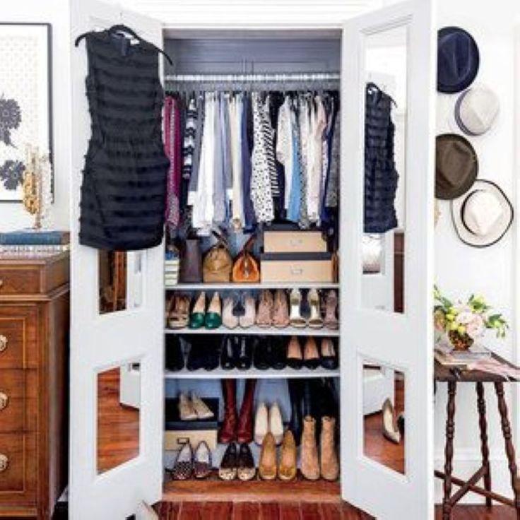 Best 25+ No Closet Solutions Ideas On Pinterest