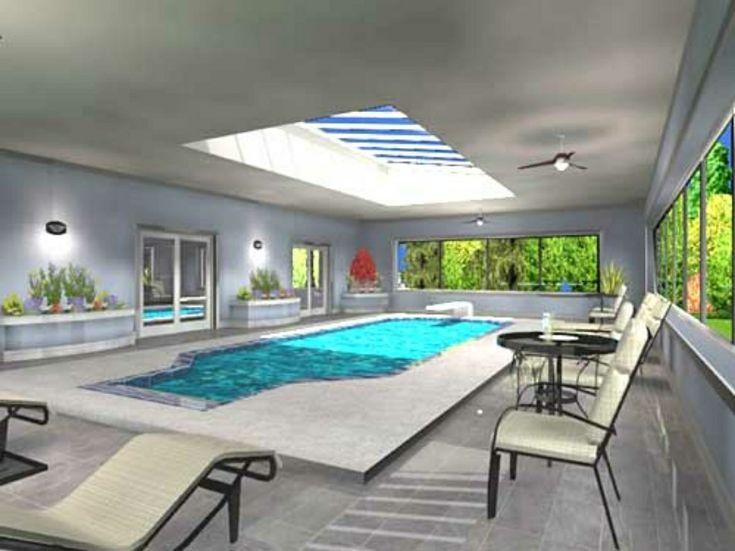 262 best Indoor Pool Designs images on Pinterest | Indoor pools ...