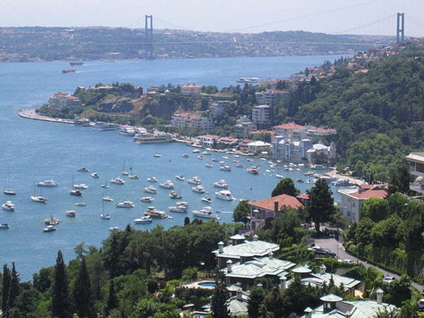 #Istanbul, the Bay of Tarabya & Bebek...