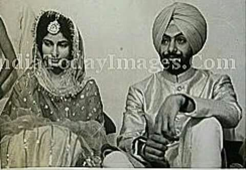 Maharaja amrinder singh patiala marriage