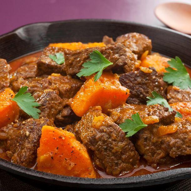 Tajine de veau aux carottes