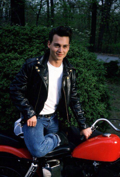 Johnny Depp - Cry-Baby