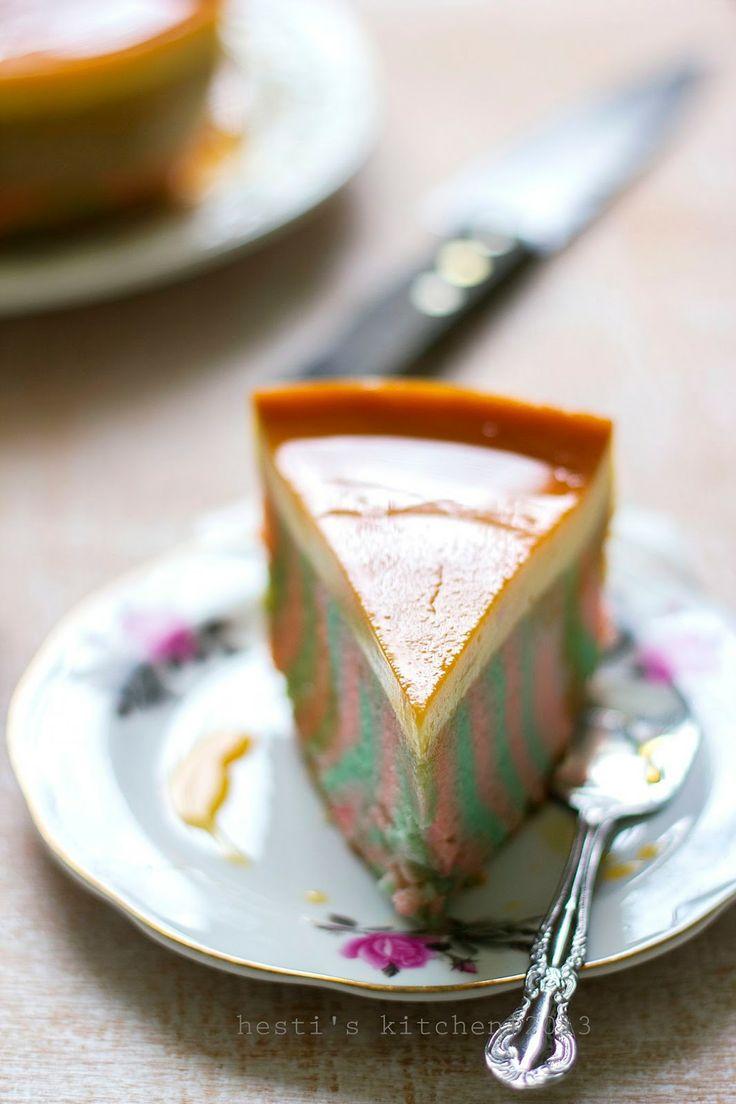 HESTI'S KITCHEN : yummy for your tummy: Cake Puding Karamel