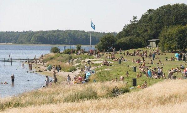 Vigen Strandpark, Roskilde