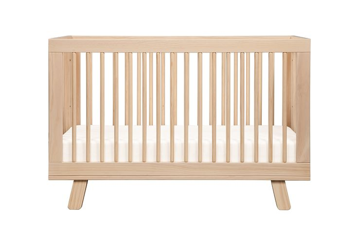 Hudson 3-in-1 Convertible Crib with Toddler Bed Conversion Kit $380 + Free Shipping