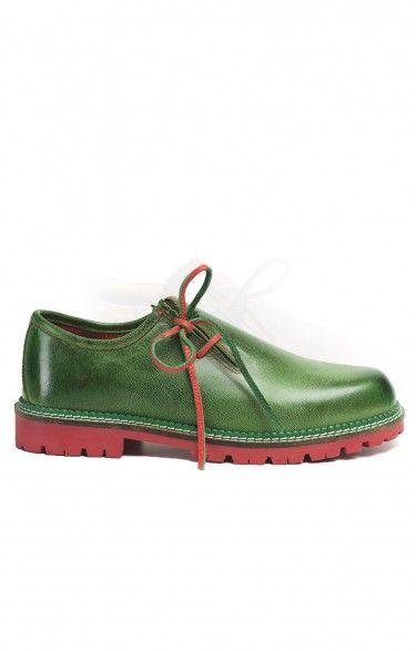 Oktoberfest shoes 1315 green
