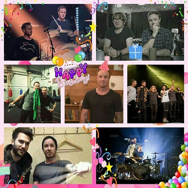 Happy birthday Mr. @eddiefisher1r #HappyBirthdayEddieFisher #HappyBirthdayEddie #HappyBirthday 🎂🎁🎈🎉💗❤💖 #HappyBirthdaykingofdrums👑.