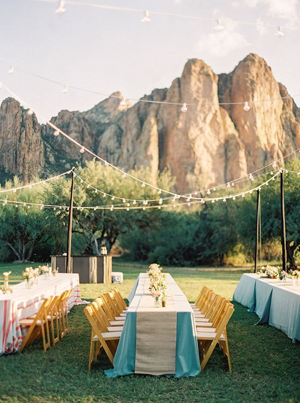 Saguaro Lake Ranch Wedding featured on Snippet & Ink