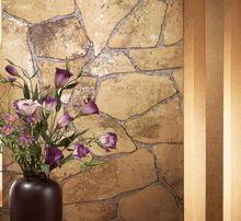 PVC 0.53*10 M papel de parede de pedra de mármore(China (Mainland))