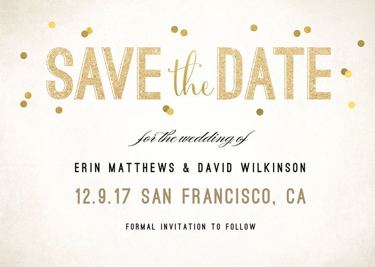 Walmart save the date in Australia