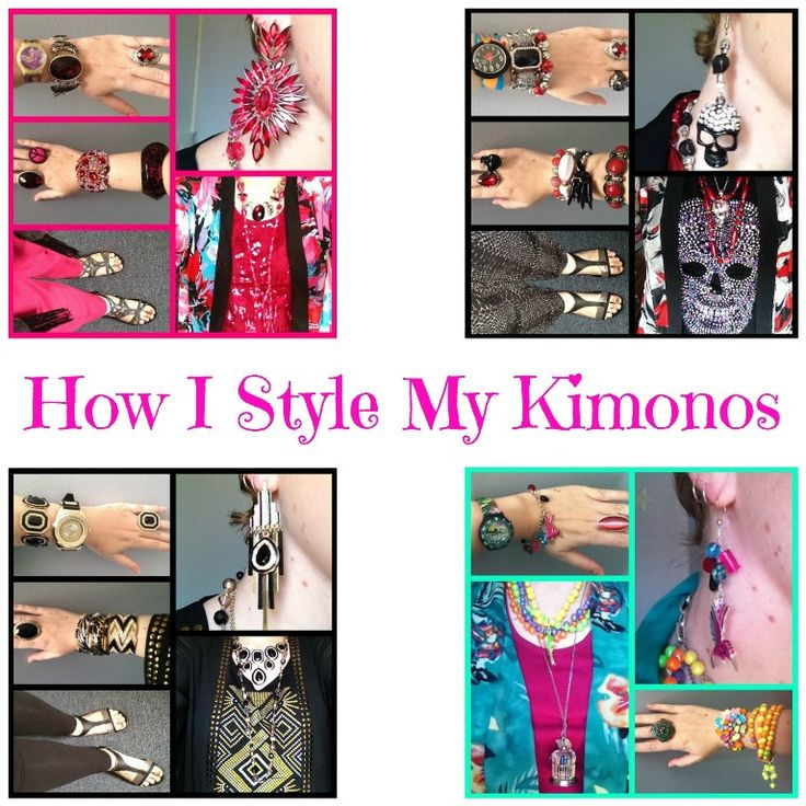 JDS - FASHION STYLE: Kimonos and How I Style Them - http://jeweldivasstyle.com/fashion-style-kimonos-and-how-i-style-them/