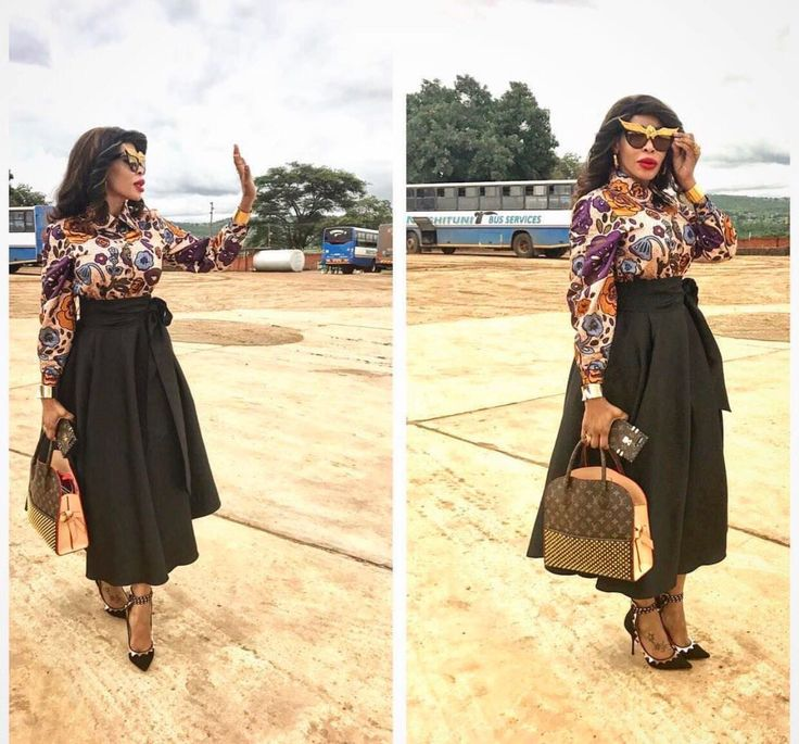 Can a person be THIS Fabulous ALL the time? YES, only when wearing #DemocraticRepublic ALL the time