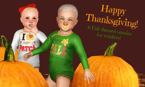 """Thanksgiving Poses"""