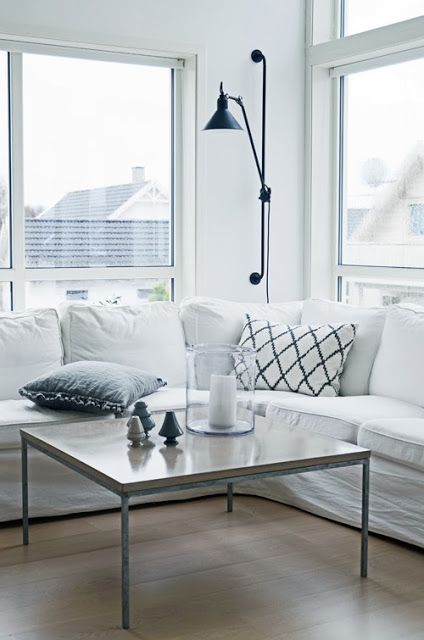 pillow by Chhatwal & Jonsson (photo from brun'o interiør)