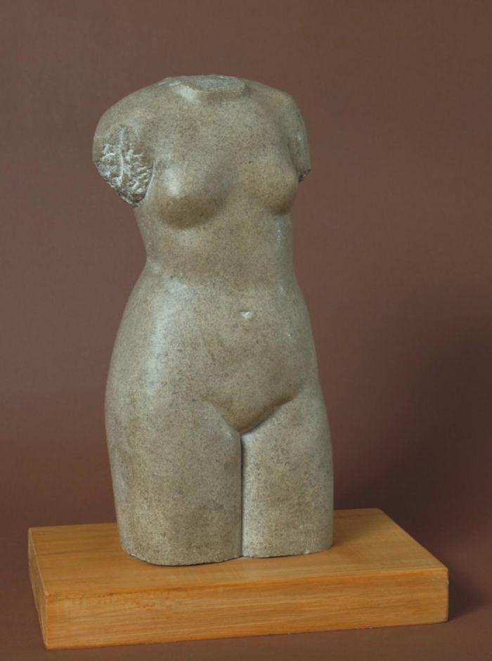 My favourite Barbara Hepworth Sculpture - 'Torso - 1928'