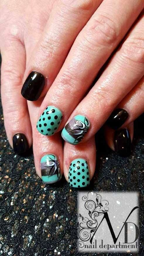 11 best One-stroke Nail Art images on Pinterest | Cute nails, Nail ...