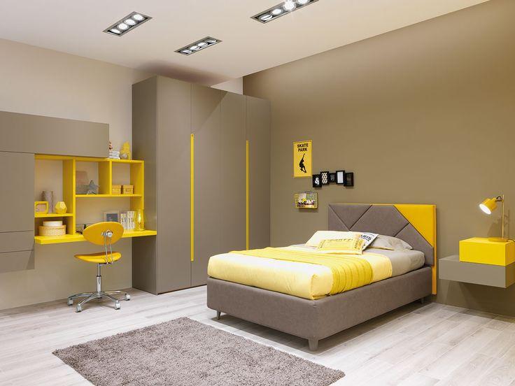 Moretticompact camerette moretti compact dormi bambino - Camere per teenager ...